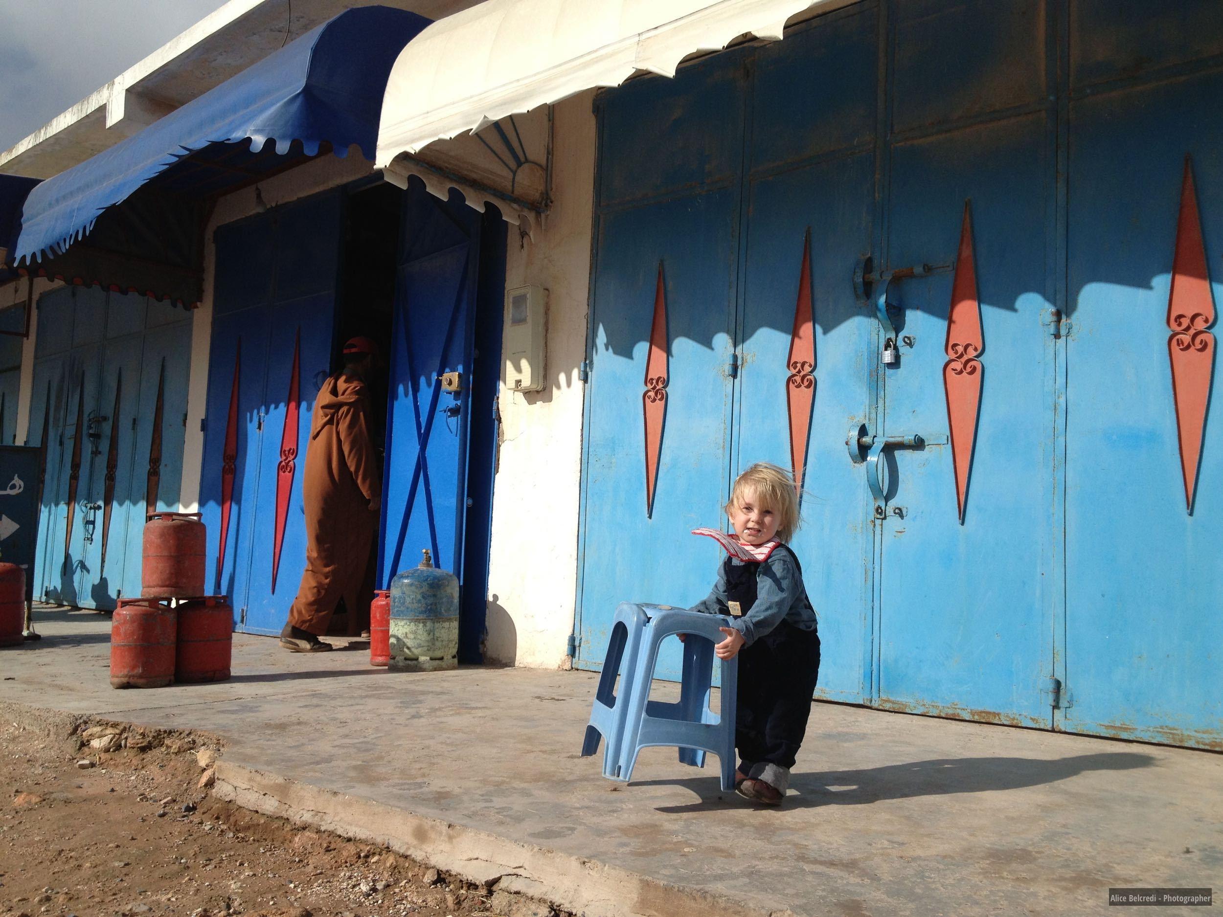 Essaouira to nord – Safi